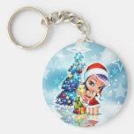 Merry Christmas - Key Chains