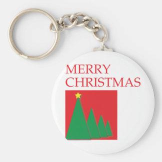 Merry Christmas Key Chains