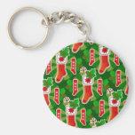 Merry Christmas - Keychain