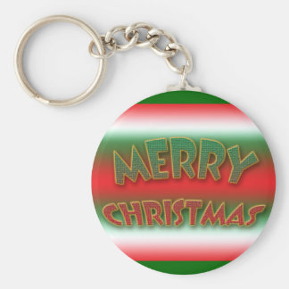 Merry Christmas keychains, xmas expressions Keychain