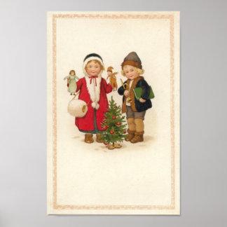 Merry Christmas Kids Print