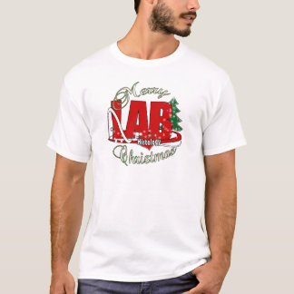 MERRY CHRISTMAS LABORATORY T-Shirt