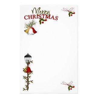 Christmas Stationery Custom Christmas Stationary