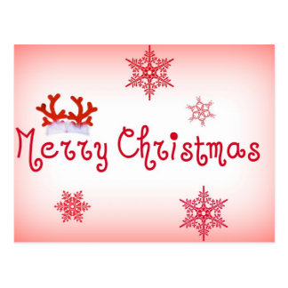 Merry Christmas Love Postcards