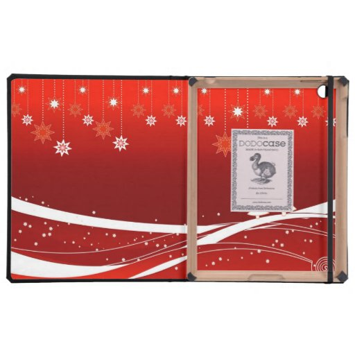 Merry Christmas lovely gifts iPad Case