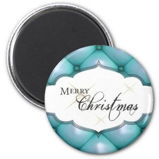 """""""Merry Christmas"""" Refrigerator Magnet"""