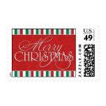 Merry Christmas Medium Stamps