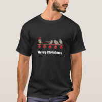 Merry Christmas Mens T-Shirt