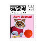 Merry Christmas Mercy Pink Small Stamp
