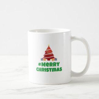 Merry Christmas #merrychristmas Coffee Mug