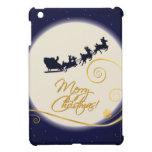 Merry Christmas mini glossy case Case For The iPad Mini