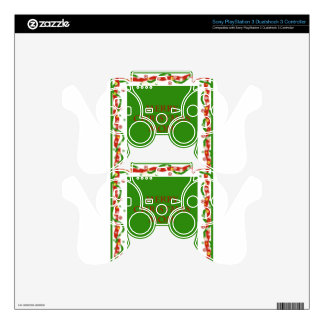Merry Christmas Mom PS3 Controller Decals