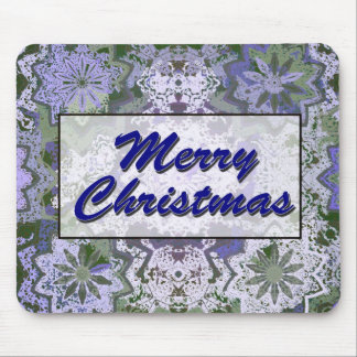 Merry Christmas Mouse Pad