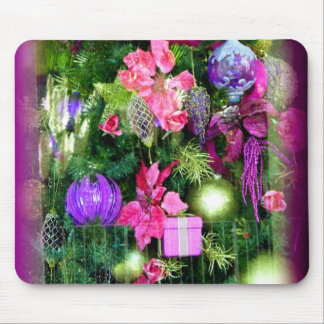 Merry Christmas_ Mouse Pad