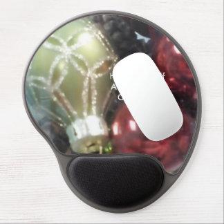 Merry Christmas Mousepad Gel Mouse Pad