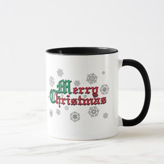 Merry Christmas Mug