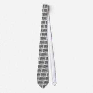Merry Christmas Necktie