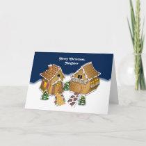 Merry Christmas Neighbor Holiday Card