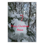 Merry Christmas Niece Cards