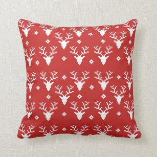 Merry Christmas In Norwegian.Norwegian Christmas Pillows Decorative Throw Pillows