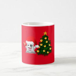 Merry Christmas of ghost of whatsapp Coffee Mug