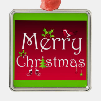 Merry Christmas - Ornament