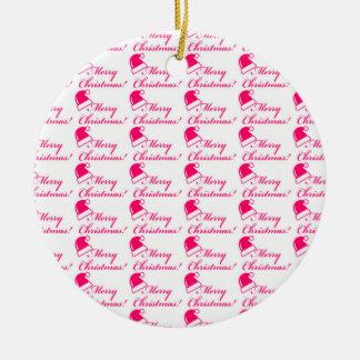Merry Christmas Ornament for Everyone