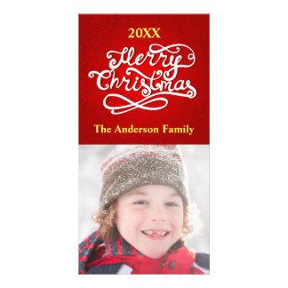 Merry Christmas - Photo Card
