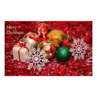 Merry Christmas Photo Art