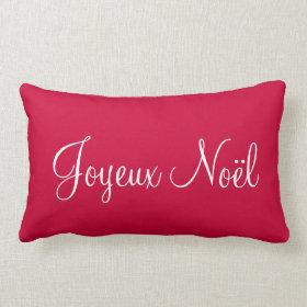 Merry Christmas Pillows
