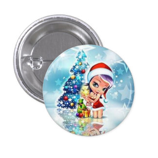 Merry Christmas - Pins