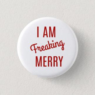Merry Christmas Pin