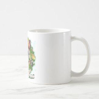 Merry Christmas Pitbull Coffee Mug