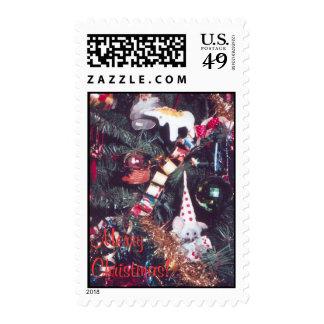 """Merry Christmas! Postage"