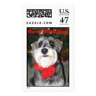 Merry Christmas! Postage