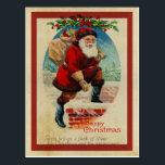 """Merry Christmas Postcard<br><div class=""""desc"""">Merry Christmas</div>"""