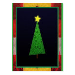 Merry Christmas Postcard by David M. Bandler
