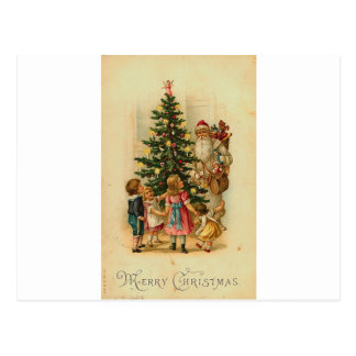 Merry Christmas Post Cards