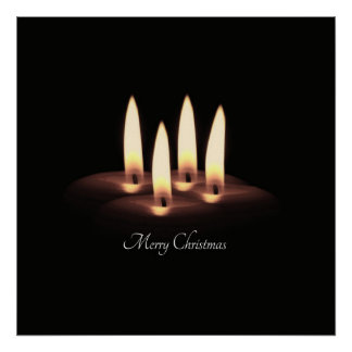 Merry Christmas Posters | Zazzle