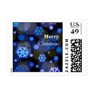 Merry Christmas Postmark! Postage