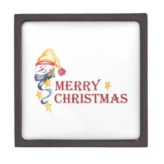 Merry Christmas Premium Jewelry Boxes