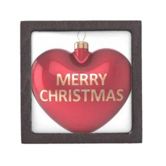 Merry Christmas Premium Keepsake Box