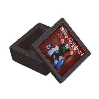 Merry christmas premium gift box