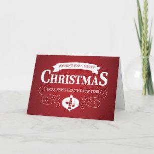 Chiropractic Christmas Cards Zazzle 100 Satisfaction Guaranteed