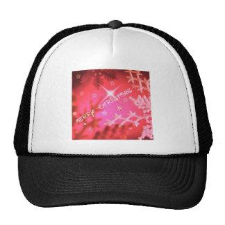 Merry Christmas, red Trucker Hat