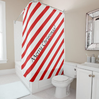 red white striped shower curtain. Candy Stripe Shower Curtains Zazzle Amusing Red White Striped Curtain Images  Best inspiration
