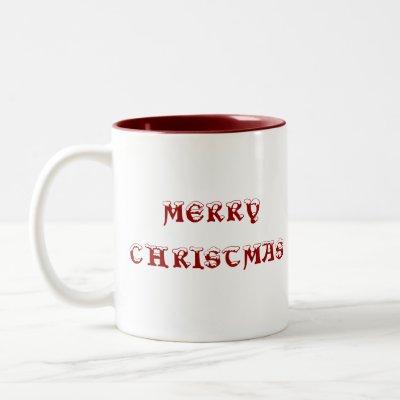 merry christmas  coffee