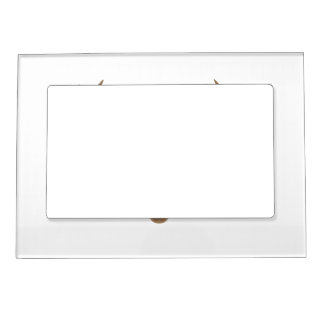 Merry Christmas Reindeer Magnetic Picture Frame