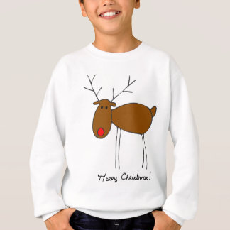 Merry Christmas Reindeer Sweatshirt