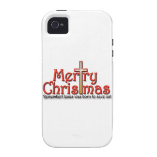 Merry Christmas! Remember! iPhone 4/4S Covers